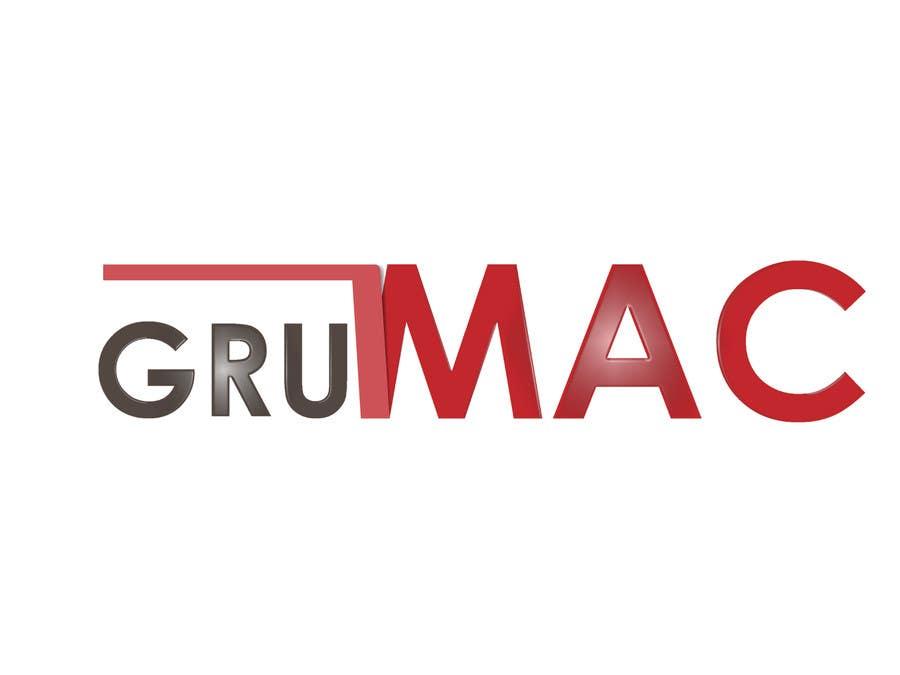 Konkurrenceindlæg #14 for Design a Logo for GRUMAC -- 2