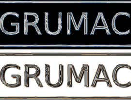 #8 for Design a Logo for GRUMAC -- 2 af djoci