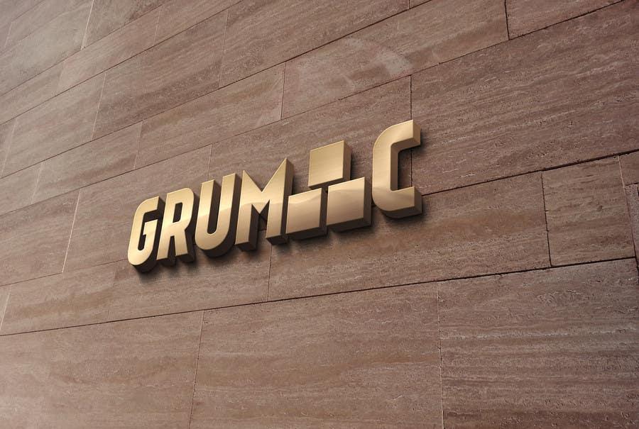 Konkurrenceindlæg #4 for Design a Logo for GRUMAC -- 2