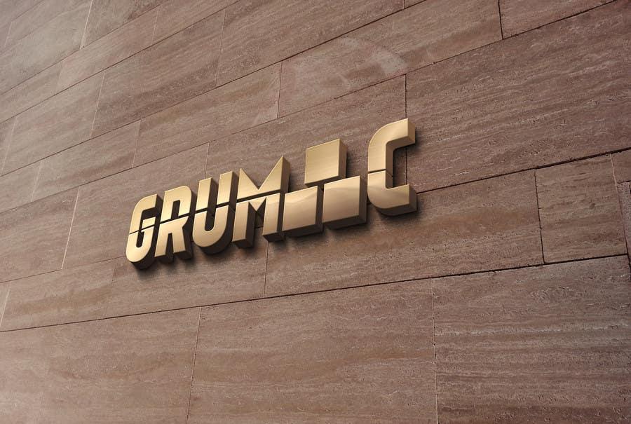 Konkurrenceindlæg #5 for Design a Logo for GRUMAC -- 2