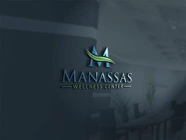 #62 untuk Design a Logo for Manassas Wellness Center oleh thelionstuidos