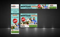 Graphic Design Konkurrenceindlæg #1 for Design a complete set of Banners ads for a Mortgage comparison website