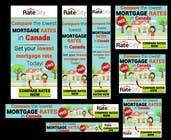 Graphic Design Konkurrenceindlæg #13 for Design a complete set of Banners ads for a Mortgage comparison website