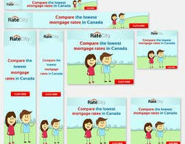 #14 untuk Design a complete set of Banners ads for a Mortgage comparison website oleh xrevolation