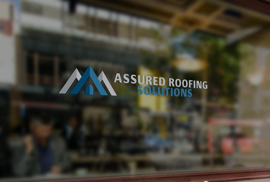 Entry #5 by kevinninja for Design a Logo for Assured Roofing