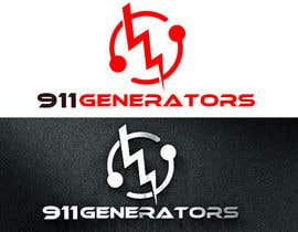 #21 para Design a Logo for 911 Generators por wilfridosuero