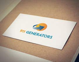 #2 para Design a Logo for 911 Generators por infoviacoder