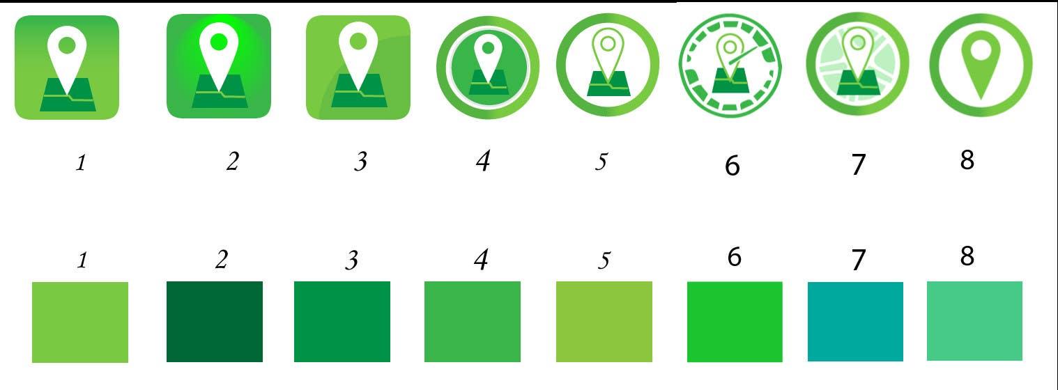 Inscrição nº                                         20                                      do Concurso para                                         Design Logo and 16 Icons for Android app.