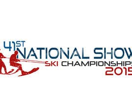 #11 for Design a Logo for National Show Ski Championships af ralfgwapo
