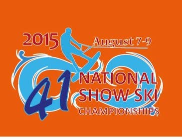 #1 for Design a Logo for National Show Ski Championships af muzden