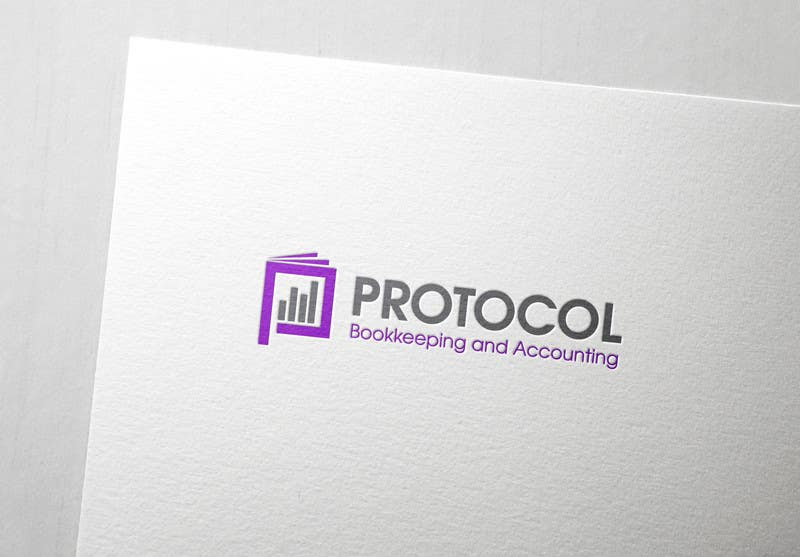 Konkurrenceindlæg #                                        71                                      for                                         Design a Logo for Protocol Bookkeeping and Accounting