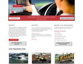 #1 untuk Build a Website for TrackTHIS -- 2 oleh webidea12