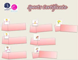 #7 for Design a Sport Certificate af christinejulien