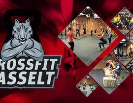 #20 for Ontwerp een Advertentie for Crossfit Hasselt on Facebook by J2CreativeGroup