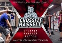 Advertisement Design Contest Entry #26 for Ontwerp een Advertentie for Crossfit Hasselt on Facebook