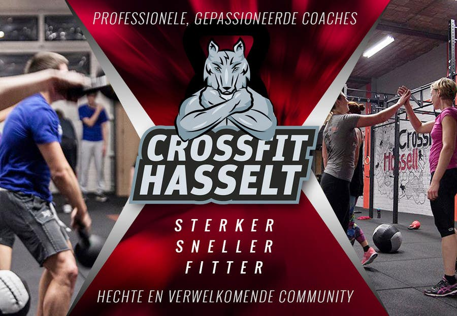 Contest Entry #                                        26                                      for                                         Ontwerp een Advertentie for Crossfit Hasselt on Facebook