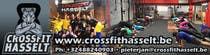 Advertisement Design Contest Entry #23 for Ontwerp een Advertentie for Crossfit Hasselt on Facebook