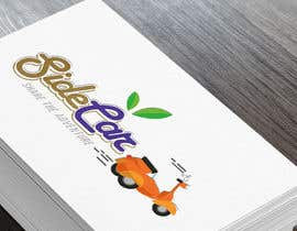 nº 15 pour Logo and label design for my drinks brand called Sidecar par emilio357
