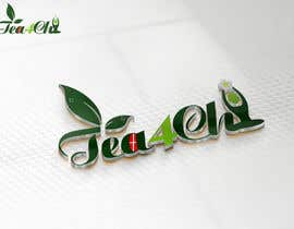 #188 para Design a logo for tea por RONo0dle
