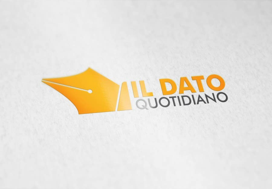 Konkurrenceindlæg #53 for Data Journalism site logo - Il Dato Quotidiano