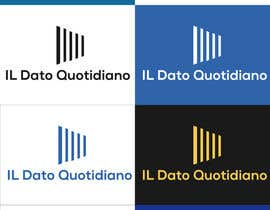 #32 for Data Journalism site logo - Il Dato Quotidiano af timwilliam2009