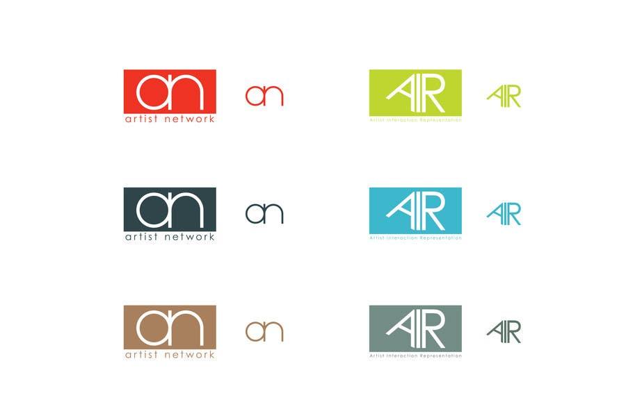 #19 for Design a Logo for Artist Social Network by KaleTo