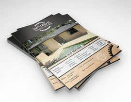 #12 cho Design a Flyer for Woodwork/ Handyman bởi igraphicdesigner