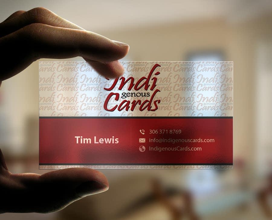 Kilpailutyö #189 kilpailussa Design some Business Cards for my Business