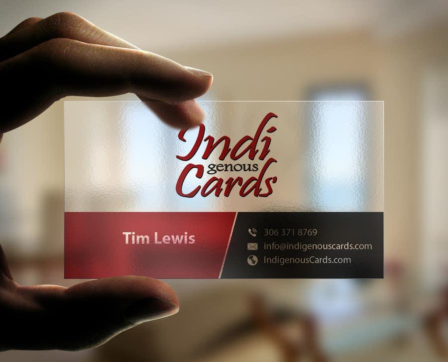 Kilpailutyö #190 kilpailussa Design some Business Cards for my Business