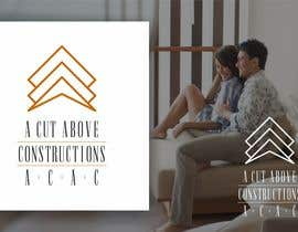 #149 cho Design a NEW LOGO for A Cut Above Constructions bởi creazinedesign