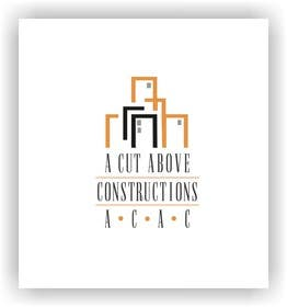 #194 cho Design a NEW LOGO for A Cut Above Constructions bởi panastasia