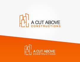 #10 cho Design a NEW LOGO for A Cut Above Constructions bởi mamunfaruk