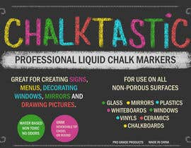 #2 for Create Print and Packaging Designs for My Liquid Chalk Marker Set 8 pack by dorialexa