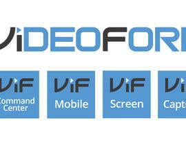 #69 for Design a Logo for VIDEOFORM af iwebgal