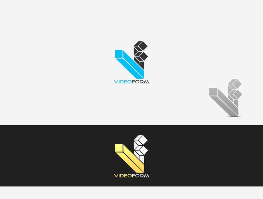Konkurrenceindlæg #104 for Design a Logo for VIDEOFORM