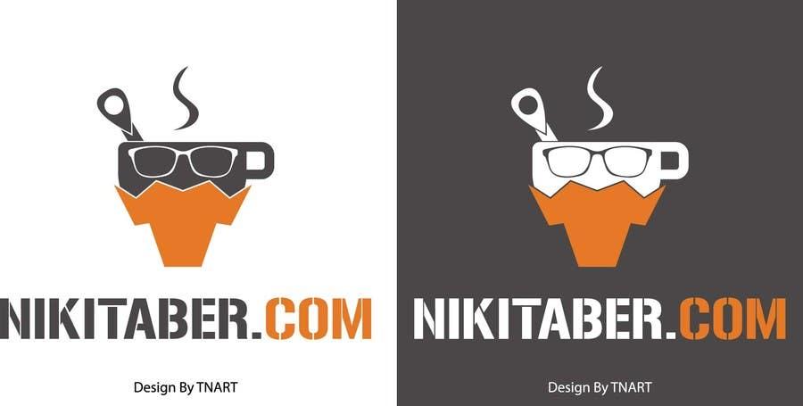 Konkurrenceindlæg #                                        33                                      for                                         Design a Logo for my blog. nikitaber.com