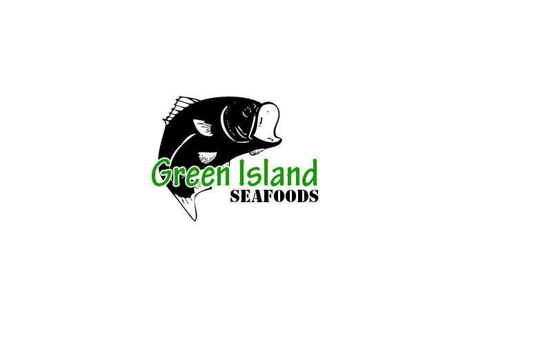 Konkurrenceindlæg #                                        8                                      for                                         Design a Logo for Green Island Seafoods