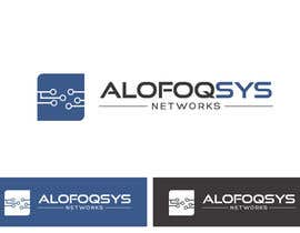 #160 for Design a Logo for ALOFOQ SYS af MonsterGraphics