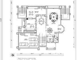 #25 untuk Design a floor plan for a house i am planning to build. oleh SDBcIndia