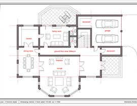 #22 untuk Design a floor plan for a house i am planning to build. oleh Marietka