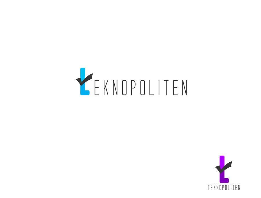 Konkurrenceindlæg #42 for Design a Logo for teknopoliten