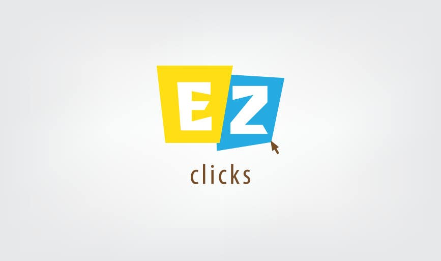 Konkurrenceindlæg #83 for Design a Logo for Ez-Clicks
