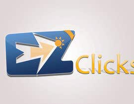 nº 76 pour Design a Logo for Ez-Clicks par karbab10
