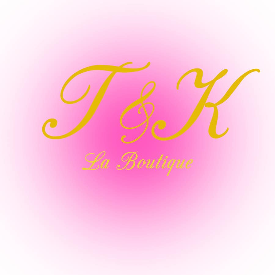 Contest Entry #                                        45                                      for                                         Design a Logo for T&K Boutique