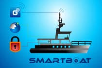Graphic Design Entri Kontes #38 untuk Illustration Design for SmartBoat