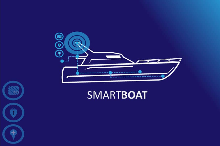 Participación en el concurso Nro.32 para Illustration Design for SmartBoat