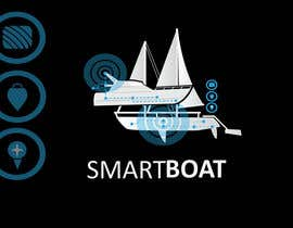 nº 29 pour Illustration Design for SmartBoat par danumdata