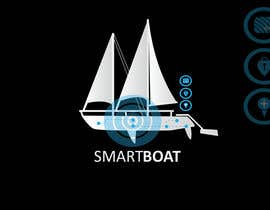 nº 30 pour Illustration Design for SmartBoat par danumdata