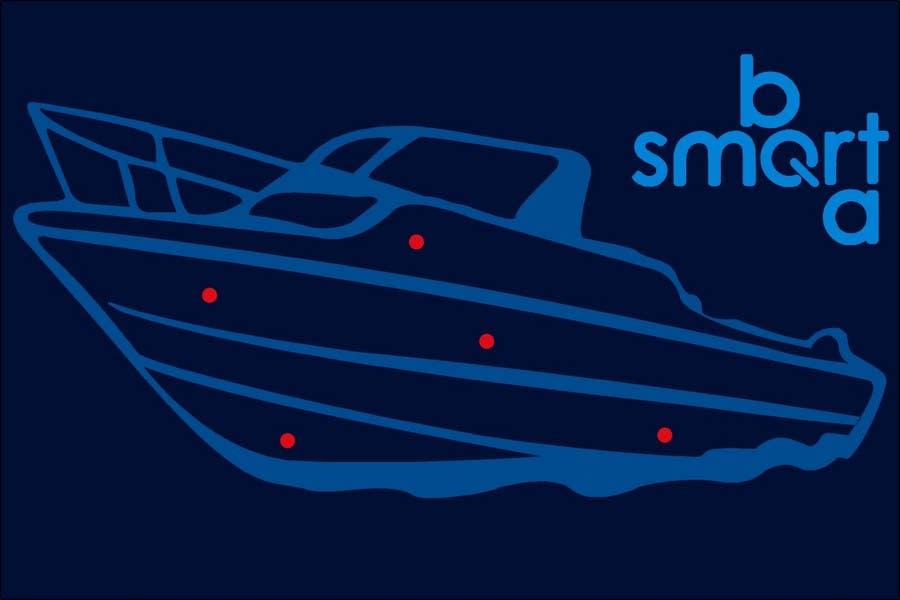 Конкурсная заявка №                                        35                                      для                                         Illustration Design for SmartBoat