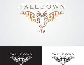 Nicolive86 tarafından The Fall Down Iconic Logo graphic design contest için no 30
